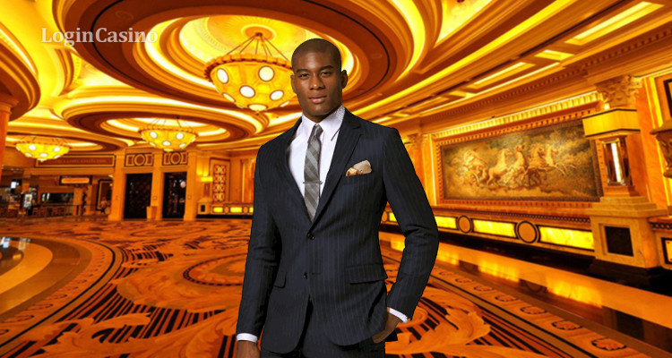 The Boss of the casino