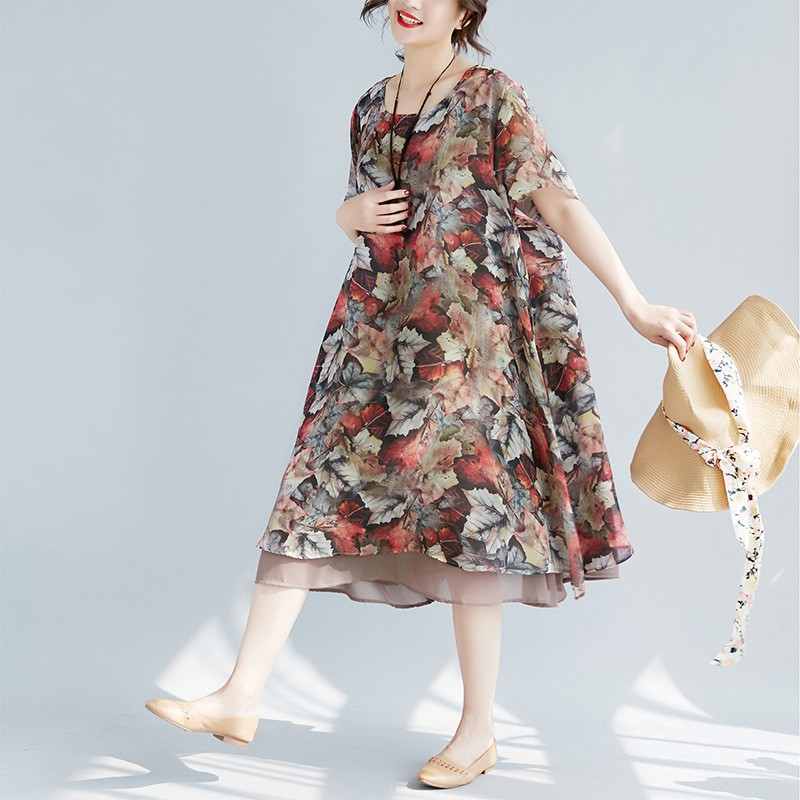 Have A Special Look With Exquisite Chiffon Dresses